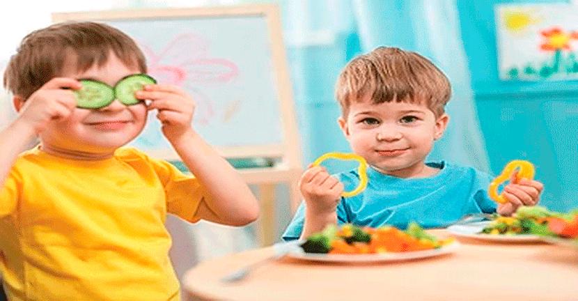 Imagen 10 tips acerca de la comida y los niños