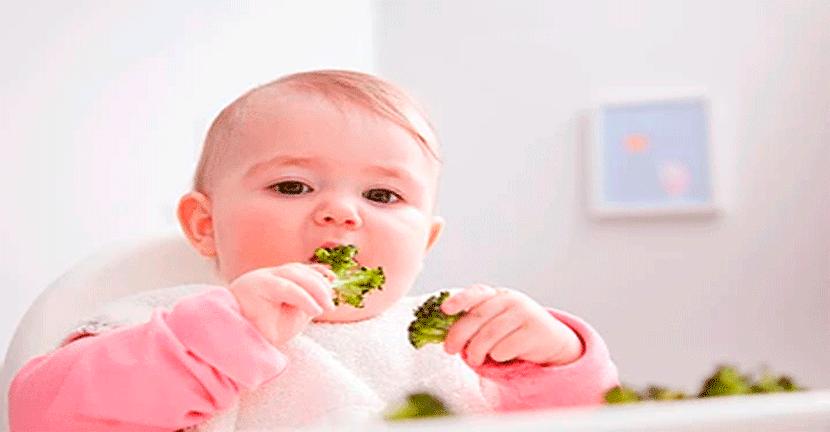 Imagen Cinco tips para introducir alimentos sólidos en la dieta de tu bebé