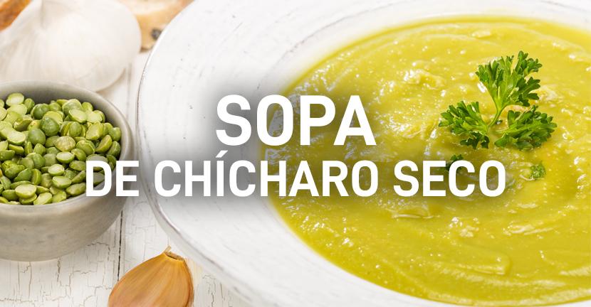 Imagen de la receta Sopa de chícharo seco