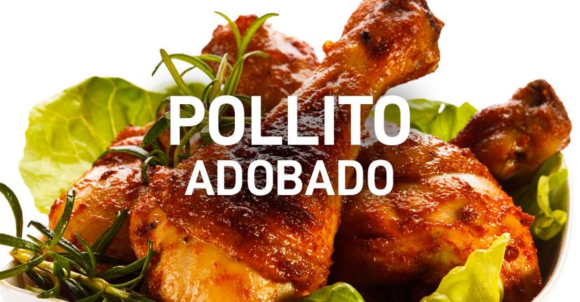 Imagen de la receta Pollito adobado