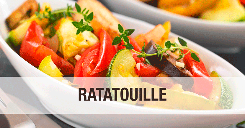 Imagen de la receta Ratatouille