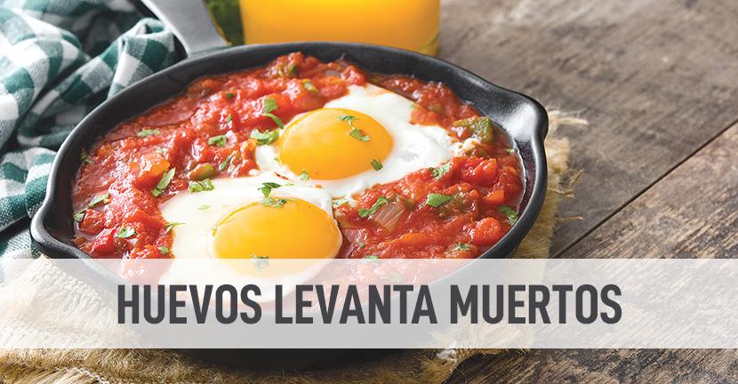 Imagen de la receta Huevos levan tamuertos