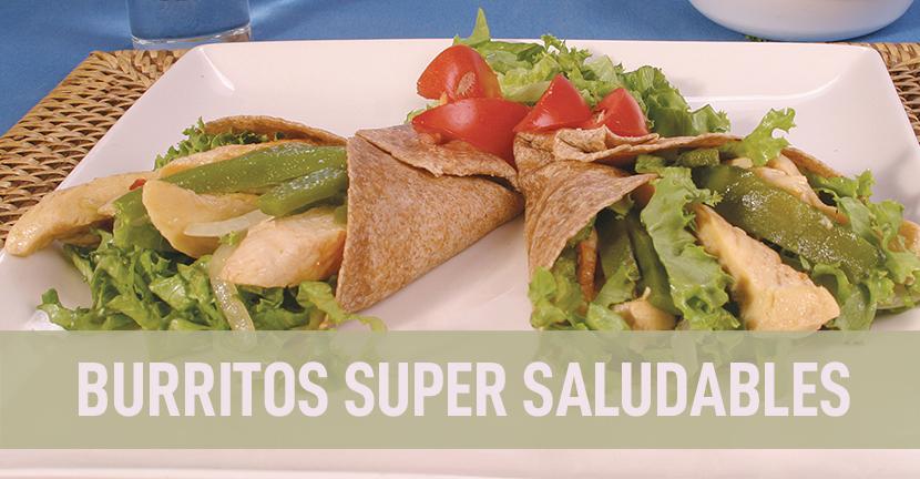 Imagen de la receta Burritos súper saludables