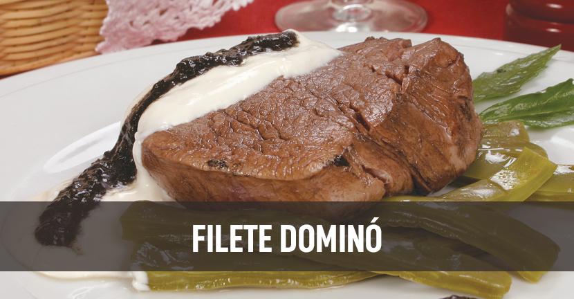 Filete dominó