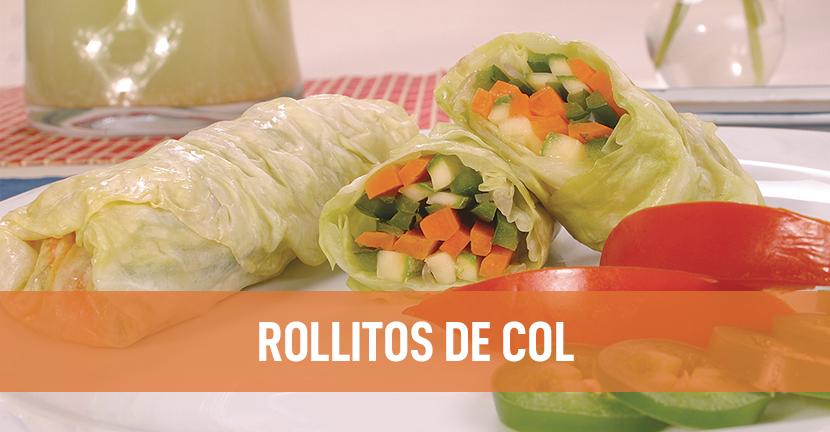 Imagen de la receta Rollitos de col