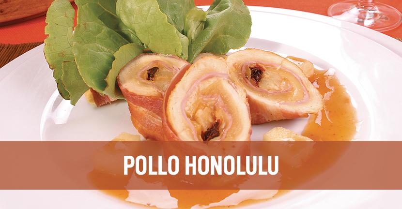 Imagen de la receta Pollo Honolulu