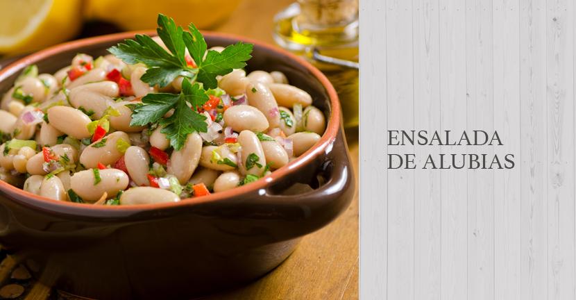 Imagen de la receta Ensalada de alubias