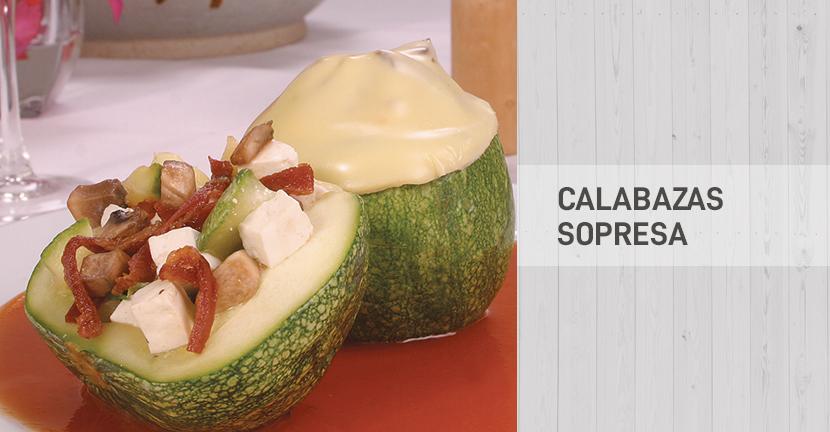 Imagen de la receta Calabazas Sorpresa