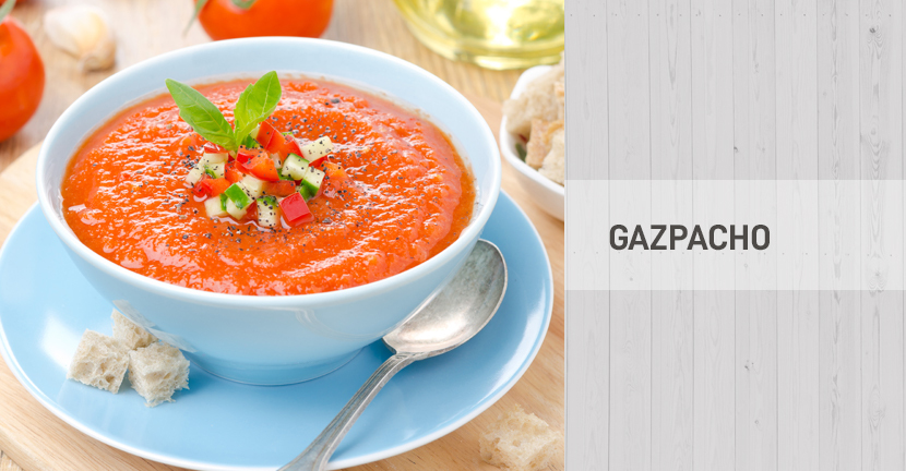 Imagen de la receta Gazpacho