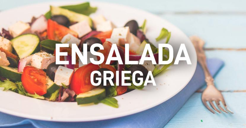 Imagen de la receta Ensalada griega
