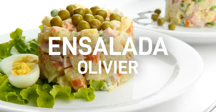 Ensalada Olivier