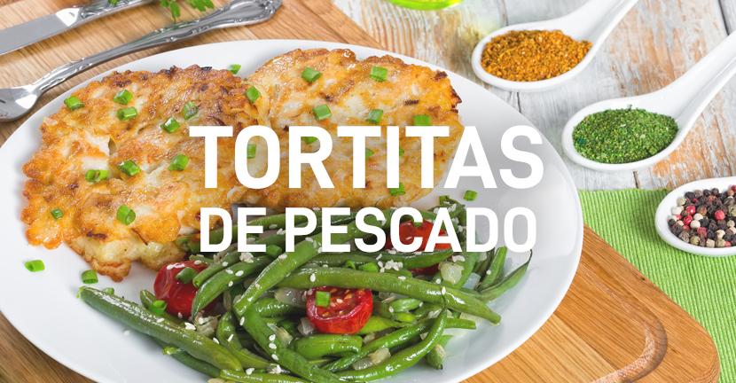 Imagen de la receta Tortitas de pescado
