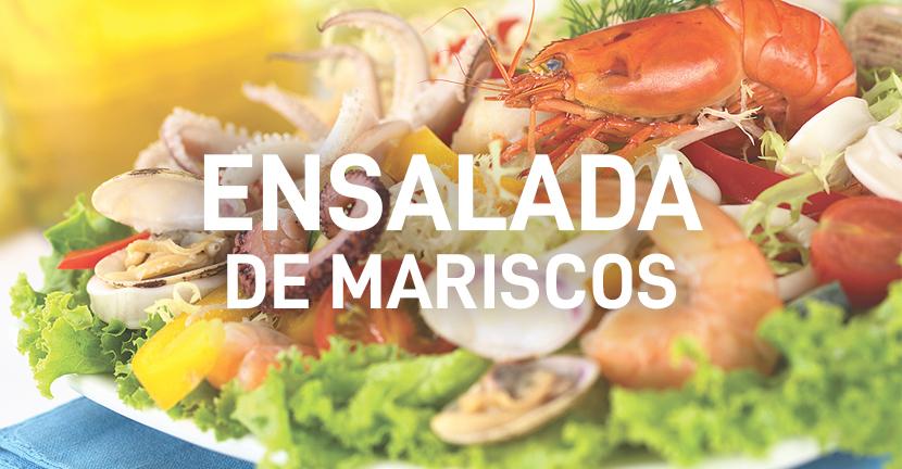 Imagen de la receta Ensalada de mariscos
