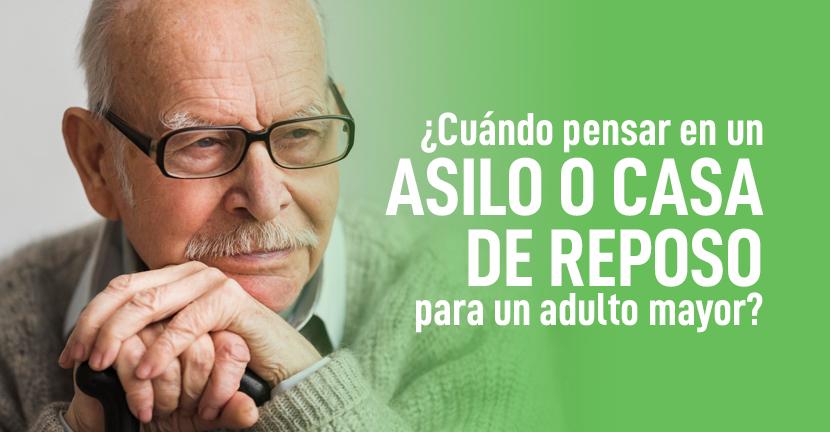 Imagen del video ¿Cuándo pensar en un asilo o casa de reposo para un adulto mayor?